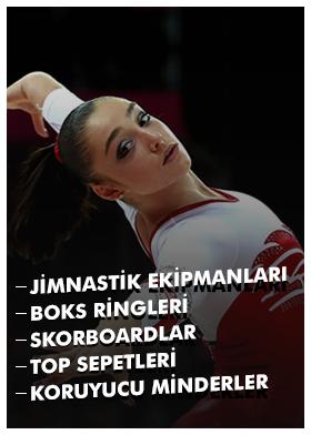 Jimnastik ve Diğer Spor Ekipmanları