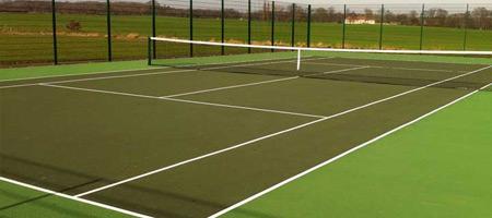 Tenis Kort Yapımı